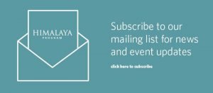 Click here to subscribe to the Himalaya Program mailing list